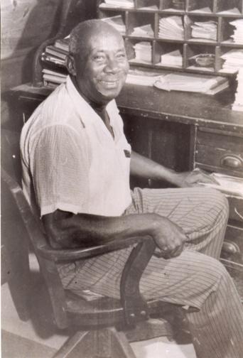 Earl Cunningham African Man