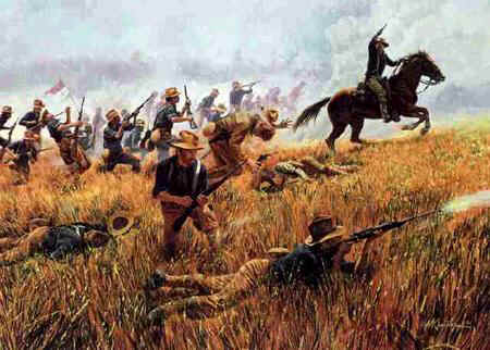Spanish American Wars of Independence The Spanish American War