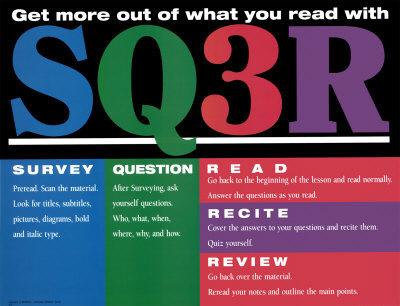sq3r template - carlie graves sq3r survey question read recite review