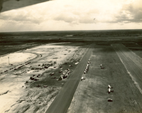 Looking West from Lantana Airport
