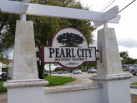 Pearl City, established in 1915