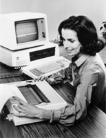 IBM (International Business Machines) introduces the IBM PC