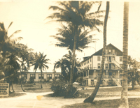 The Boynton Beach Hotel constructed by Nathan Boynton in the late 1890s