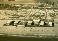 Singer Island where Palm Beach Shores was established.