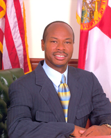 Clarence Anthony, mayor of South Bay