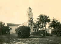 The Royal Poinciana Chapel in Palm Beach