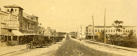 Downtown Kelsey City, mid-1920s