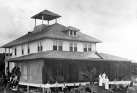 The Bolles Hotel, Lake Harbor