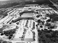 The IBM complex, in University Park, now part of Boca Raton
